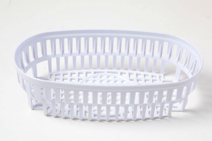如要同時放置幾件細小的產品,可使用這器皿盛載。