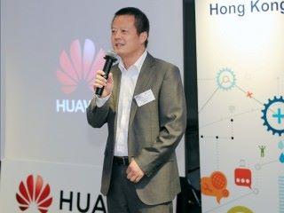 華為東南亞地區企業業務部副總裁左文樹先生致開幕詞,解構華為在 IP 聯網方面的發展和最新動態。