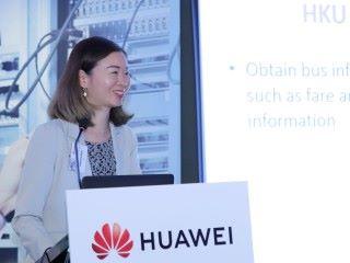 香港大學資訊科技助理總監郭丹女士以大學的成功案例《Smart Campus - HKU》為主題,與參加者分享了香港大學智慧校園戰略的實踐經驗。