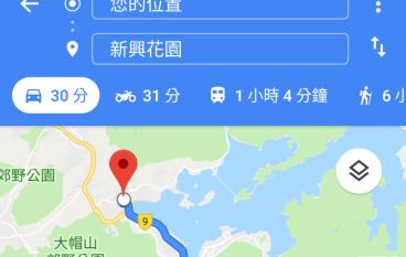 電單車友注意 Google Map 新支援電單車導航