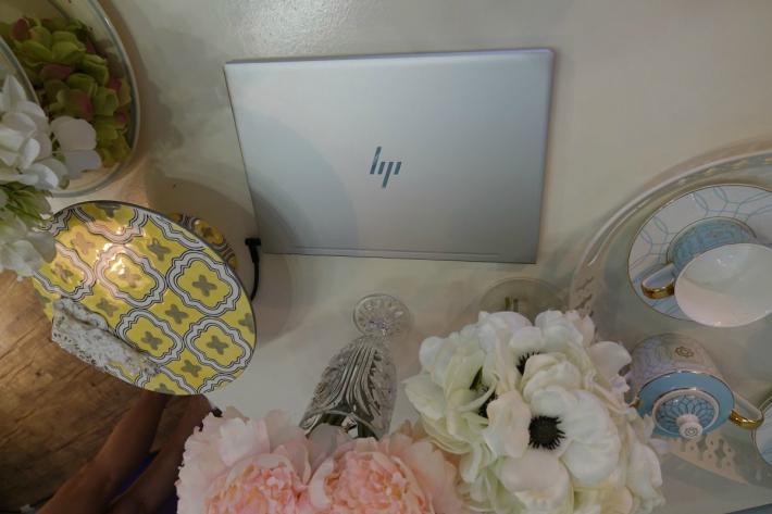 相信大家都見過這個型格版的 HP 標誌吧?