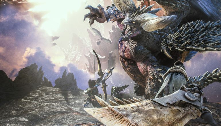 Monster Hunter: World PC 版 8 月 10 日推出