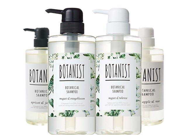 洗頭水 Botanist 是樂天國際市場中國店最暢銷的產品之一。