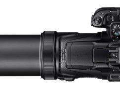 3000mm 打月光 Nikon 重量級長炮王 Coolpix P1000