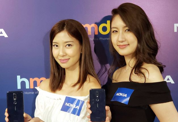 加入瀏海屏陣營 Nokia 6.1 Plus 7 月 24 正式開賣
