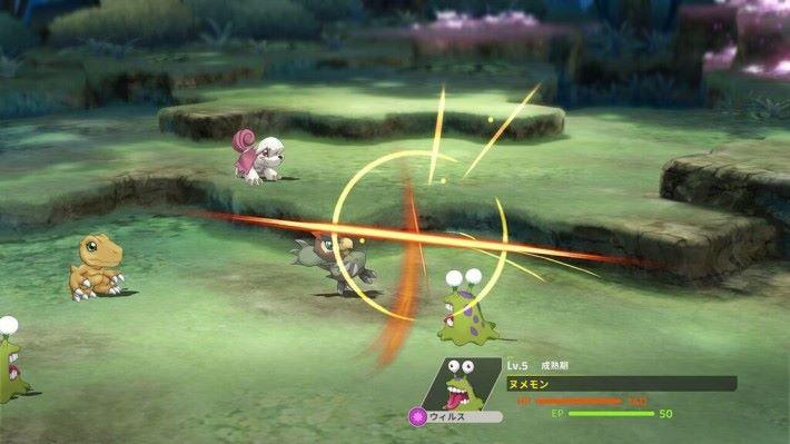 遊戲戰鬥時會以戰棋形式進行。