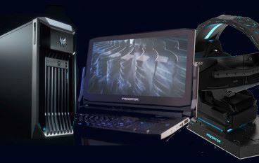 【柏林 IFA 2018】Acer Predator 三大電競新產品公開!