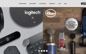 Logitech 收購 Blue Microphones 以專業器材進攻直播主