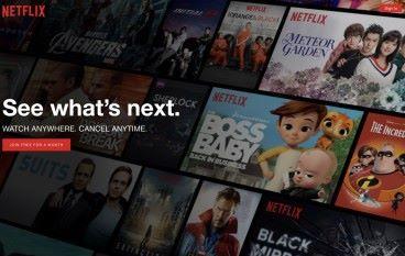 Netflix 在美測試插播廣告惹反感