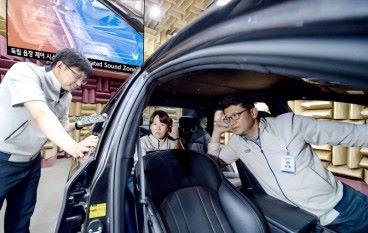 Kia 發表新技術 同一車廂內也能有各自己的音樂空間