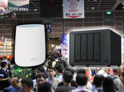 會展電腦節網絡產品優惠巡禮 $1 Mesh Router + 買硬碟送 NAS