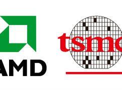AMD 棄 GlobalFoundries 7nm CPU 及 GPU 改由台積電代工