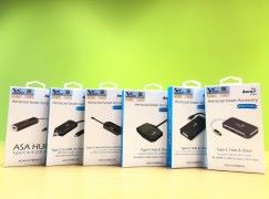 Aero Cool USB-C 多功能轉駁器系列