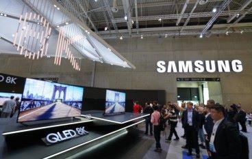 【柏林 IFA 2018】導入人工智能技術 Samsung QLED 8K 電視