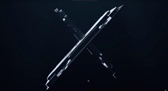 宣傳片中以 X 字攏放兩粒 CPU ,暗示 Predator X 支援雙 Xeon 處理器的強勁規格。
