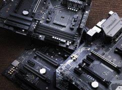 省電‧強化 M.2 RAID‧StoreMI 追加 首輪 AMD B450 主機板測試