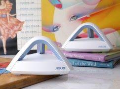 【開箱實測】金字塔得個樣定真係勁?ASUS Lyra Trio 兩件裝 Mesh Wi-Fi