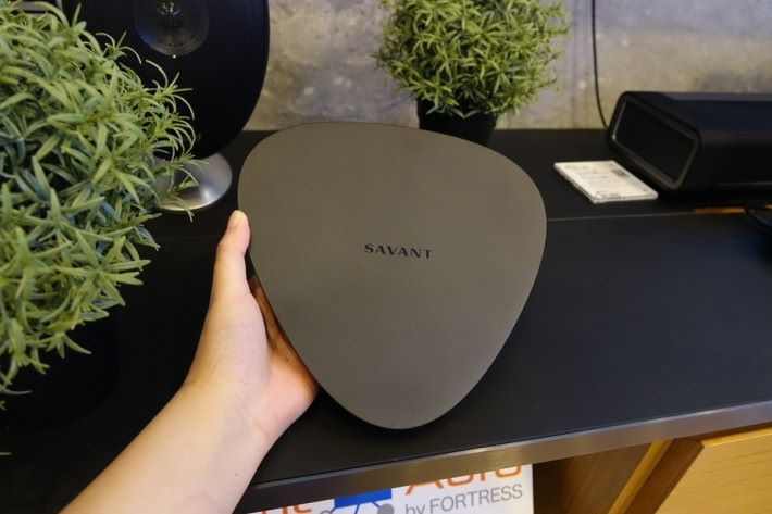 Savant Host 是整套智能家居系統的控制器 / Hub,連接及協調各個產品。