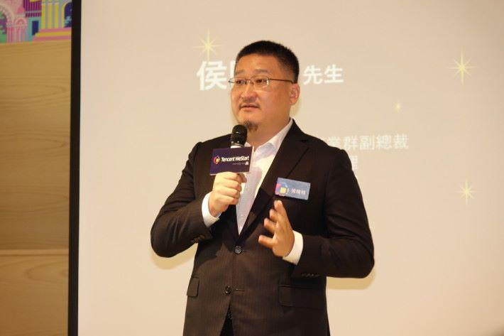侯曉楠稱,香港眾創空間是第一個境外據點。