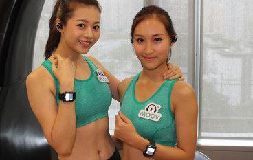 MOOV 跑動音樂 x Apple Watch Series 3 飛走手機邊跑邊聽