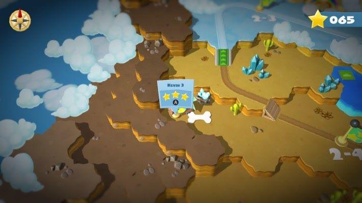 「凱文」關卡會讓玩家見識到真正的難關。