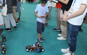 香港電腦通訊節 2018 STEM 活動解構(二)