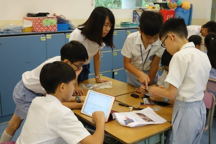 仿生學是一門結合生物的科技技術,有機構已成功在學校內實踐。