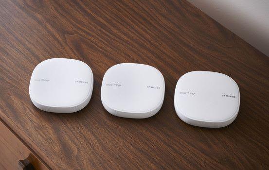 Samsung Mesh Wi-Fi 路由器 人工智能加持家庭中樞