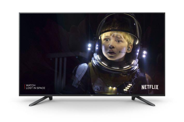 .與 Netflix 合作提供電影畫質模式,比支援 Dolby Vision 更高一個層次。