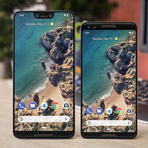 兩款手機在外觀上也有明顯分別。