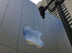 1 兆美元市值比賽 蘋果公司首先達陣