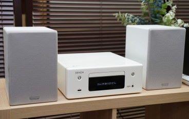支援 Airplay 2 的迷你音響 DENON RCD-N10