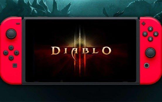 暗黑破壞神 III 登陸 Switch 平臺