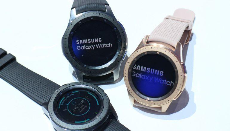 功能更多 Samsung Galaxy Watch 上手速試