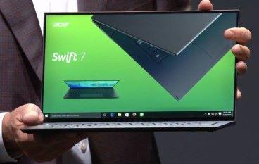 【柏林 IFA 2018】Acer Aspire 及 Swift 系列換新裝