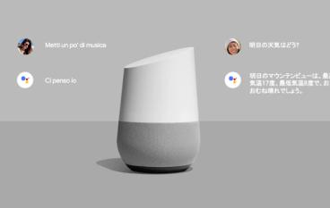 Google Assistant 雙語升呢 支援英法德西意日 中文仍欠奉