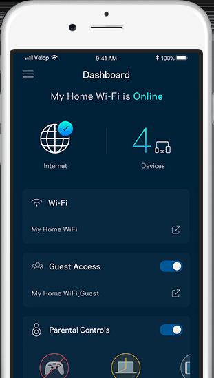 也是單靠手機 App 便能完成安裝設定。