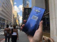 AI 加持影靚相 Galaxy Note9 紐約實拍速測