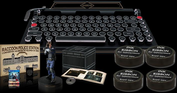 最貴的是 Premium Edition ,包括鍵盤和 Collector's Edition 所有特典,售 99,800 日圓(約港幣 $7,035 )。