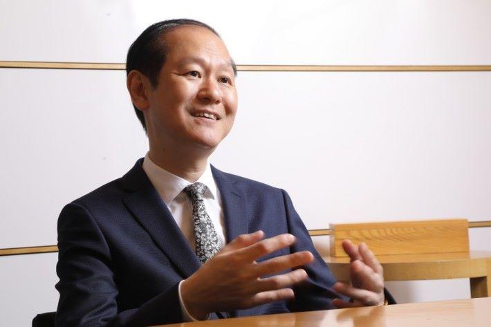 廖偉強指出,今年投資 2,000 萬元數碼轉型,目標增兩成營業額,三成盈利,更要打破不良行規。