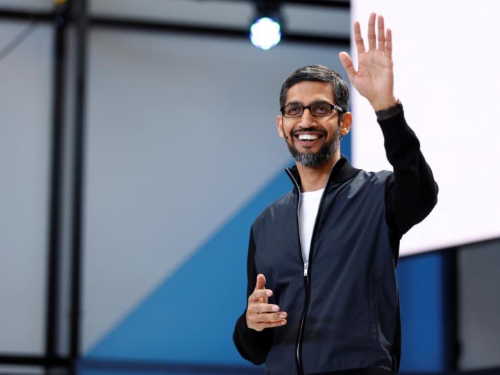 Google 自從 Sundar Pichai 上場後,就積極在中國市場大展拳腳。