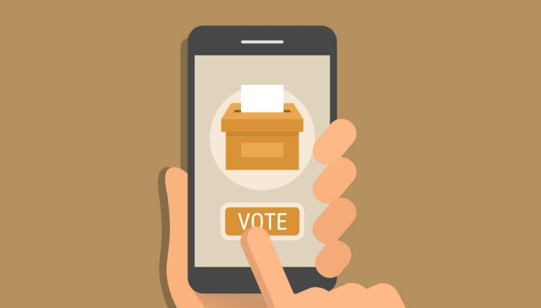 美國大選引入手機投票 安全性備受質疑