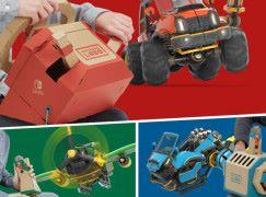 第三彈 Nintendo Labo Drive Kit 七大模式玩法曝光
