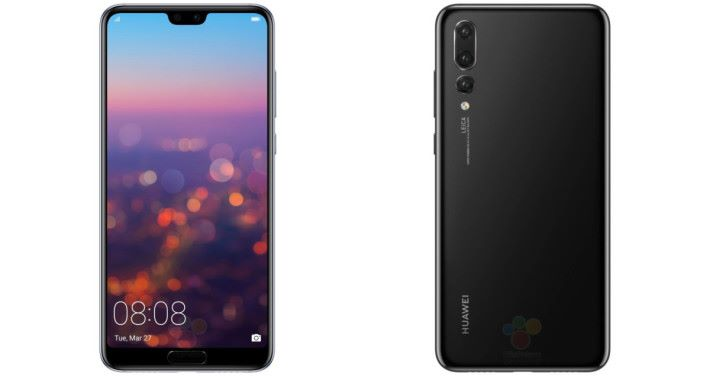 剛剛推出新色的 Huawei P20 Pro 被揭發在跑分中造假