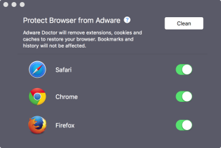軟件宣稱會保護瀏覽器免受惡意軟件入侵,但原來它本身就在收集用戶瀏覽履歷。