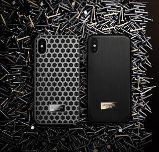 鈦金屬本身已有獨特質感,加上網紋感覺就更粗䊯。