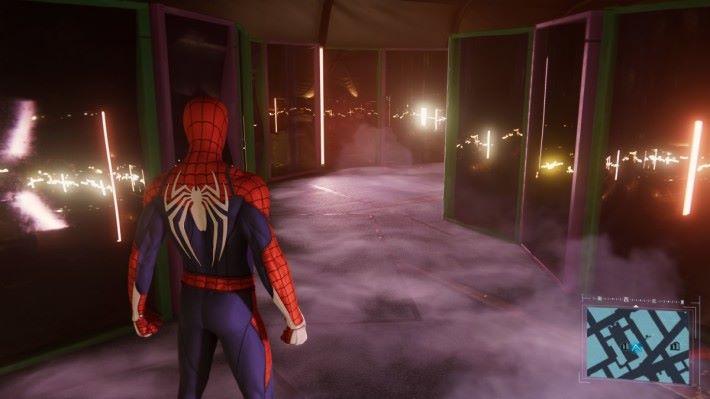Marvel's Spider-Man》是近期記者認為畫質最佳的PS4 遊戲,可惜遊戲內的鏡子屋,無法提供 Ray Tracing 效果,鏡內影像只是單純的單層貼圖,沒有任何「真實感」可言。