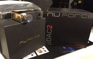 迷你解碼/耳擴 NuForce uDAC-2 Signature Gold Edition 三二折