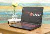 輕薄電機 MSI GF63