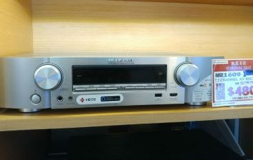 Marantz NR1609 薄 AMP 四千幾就買得到